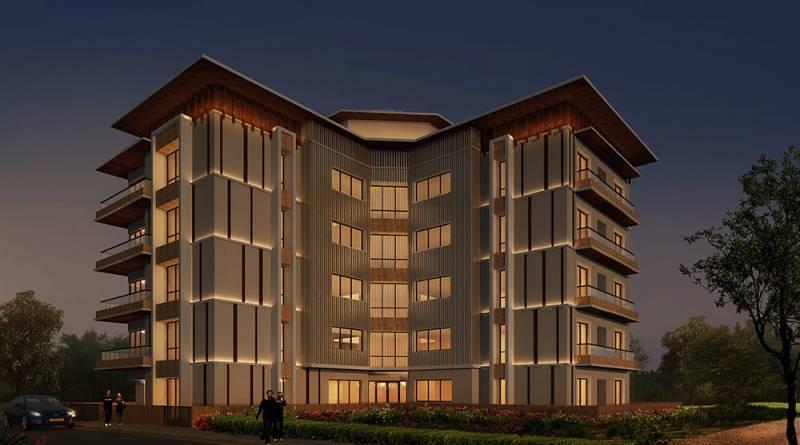 akasa-apartment Elevation