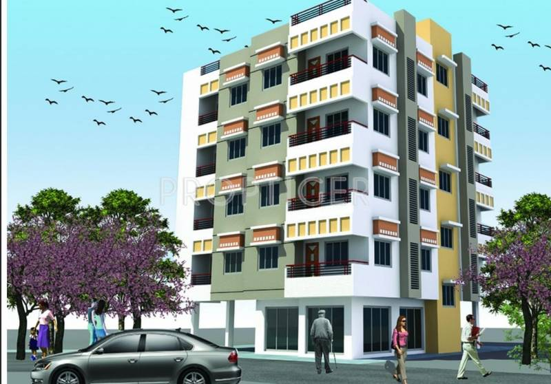 Images for Elevation of 4Walls Sumangal Apartment