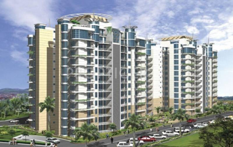 Images for Elevation of Pardesi Ushay Tower