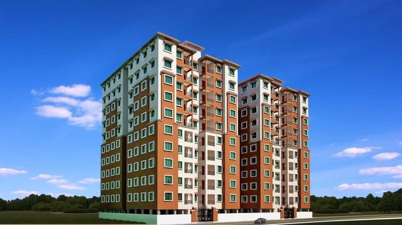 Images for Elevation of Soudamini Shradha Enclave