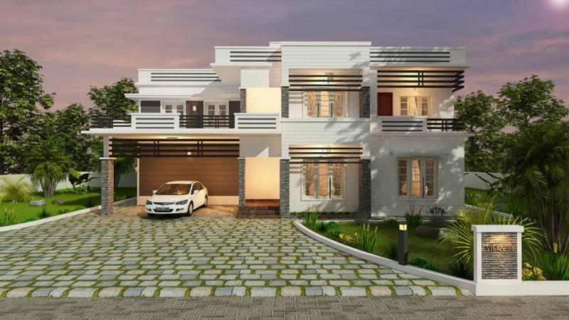 Images for Elevation of Anna Tierra Villas