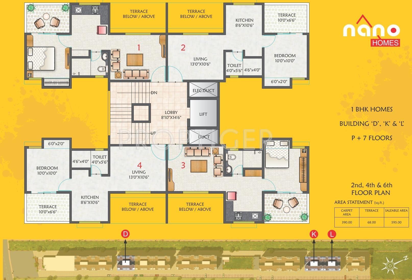 Nano House Floor Plan House Design Plans