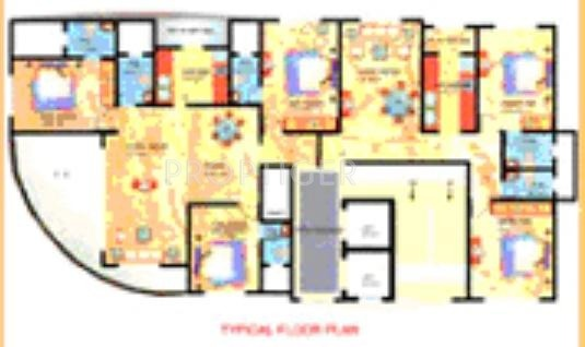 Images for Cluster Plan of Darshan Shree Jayant Darshan