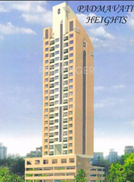 Images for Elevation of Darshan Padmavati Heights