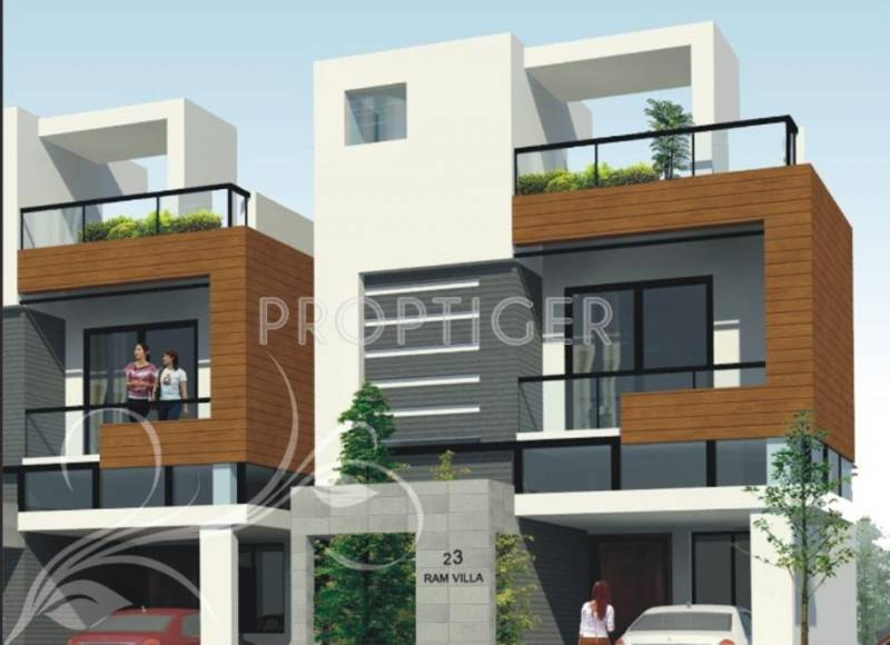 Images for Elevation of Artha Dhakshin City Phase IV