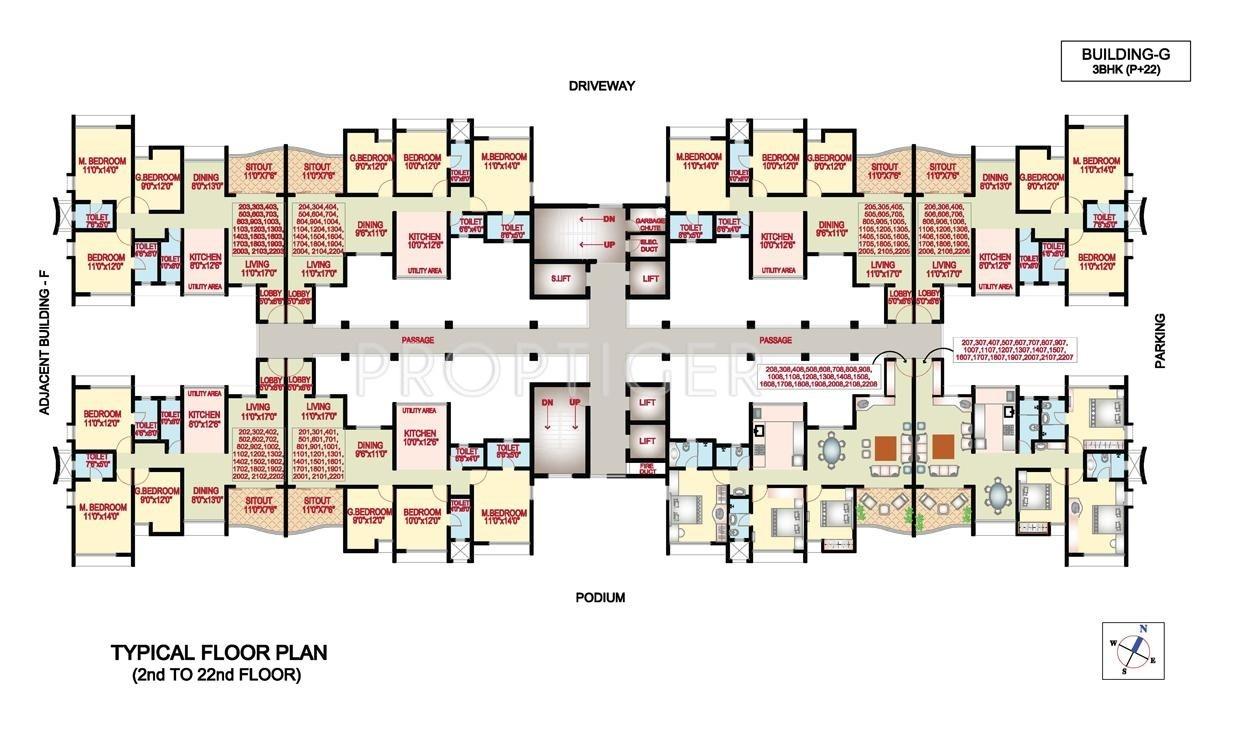 Nanded Asawari In Dhayari Pune Price Location Map Floor Plan Reviews Proptiger Com