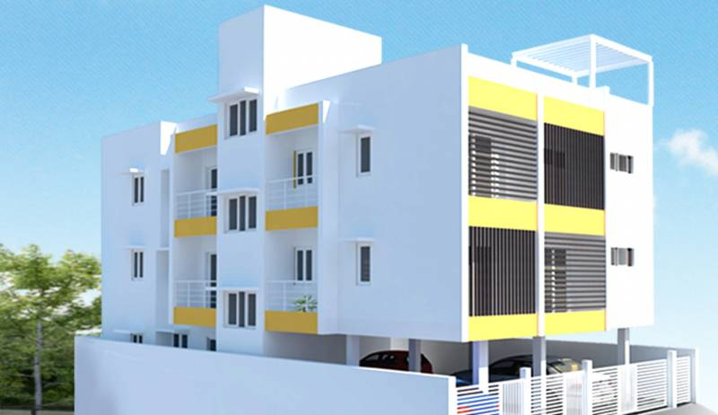 Images for Elevation of Abhinitha Vikas Opal
