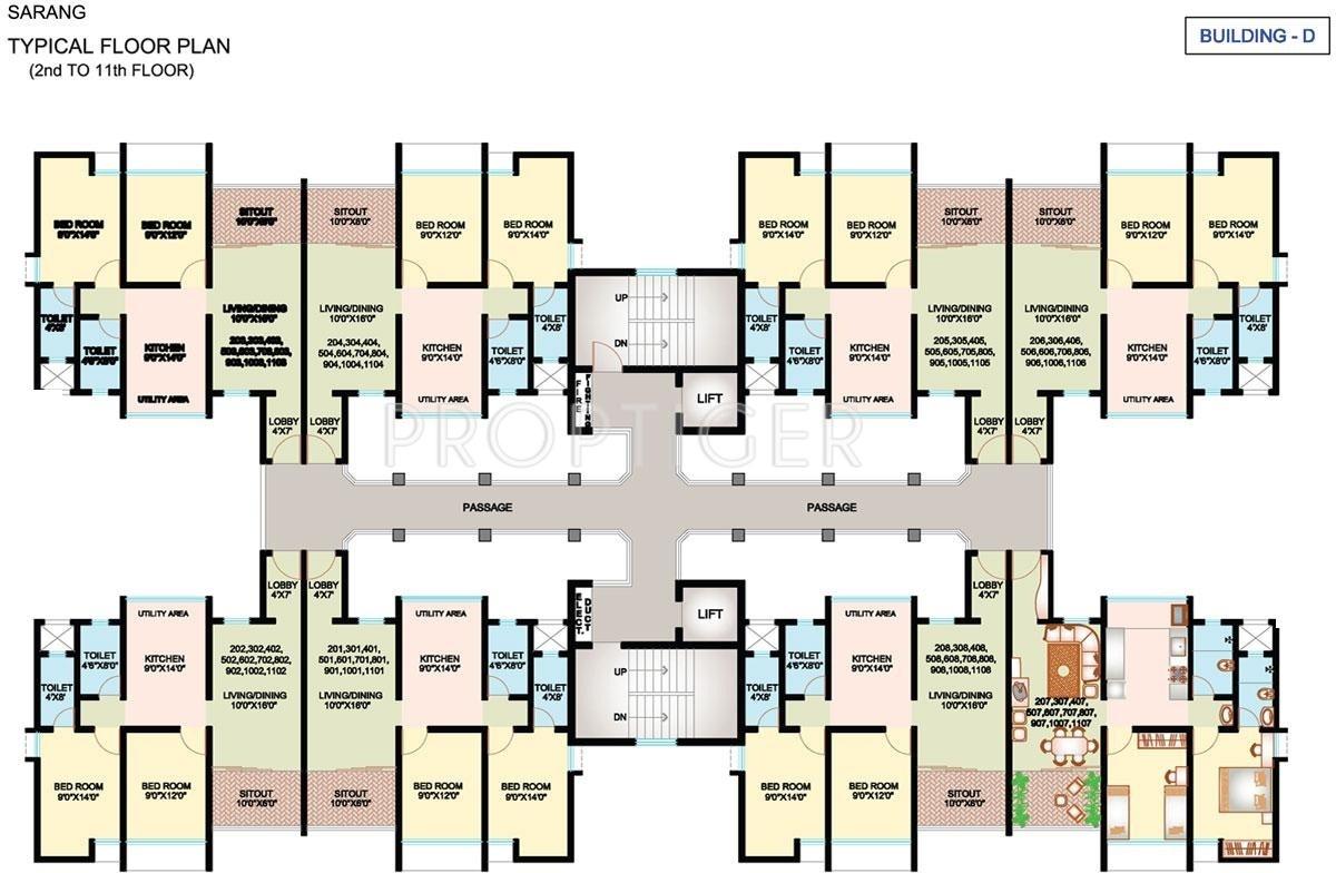 Nanded Sarang In Dhayari Pune Price Location Map Floor Plan Reviews Proptiger Com