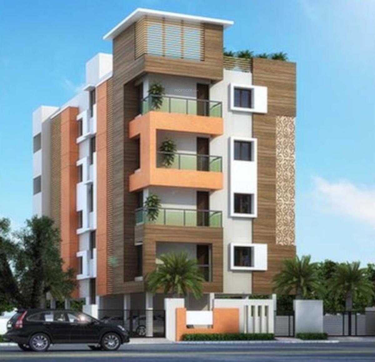 Air View Apartments In Manapakkam Chennai Air View Apartments