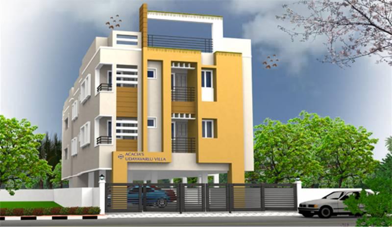 Images for Elevation of Acacia Udayavarlu Villa