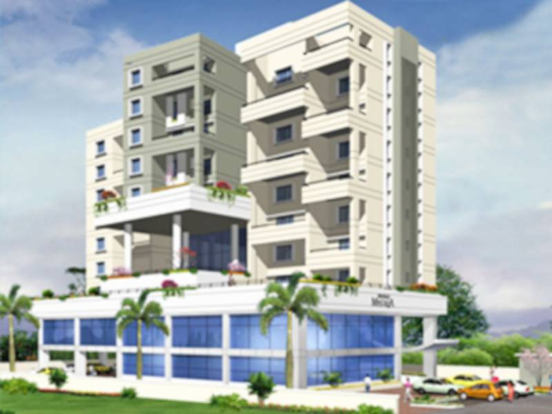 Images for Elevation of Bhosale Mystiqa
