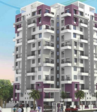 anandghan-heights Elevation