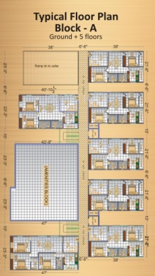 Rk Panchsheel Park Phase 1 In Kompally Hyderabad Price Location Map Floor Plan Reviews