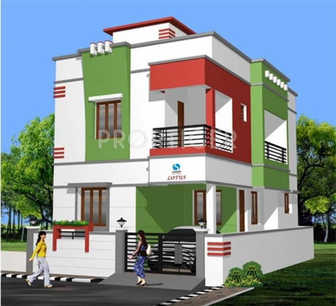 Images for Elevation of Sabari Lotus