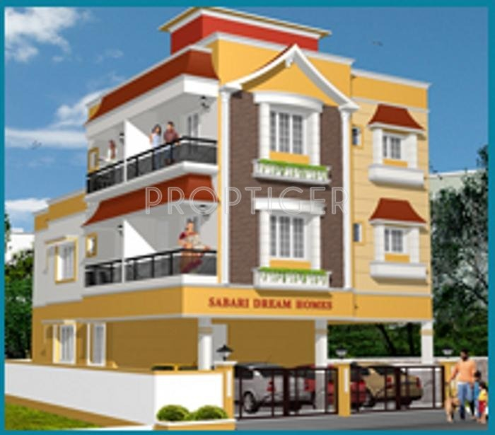 Images for Elevation of Sabari Jasmine