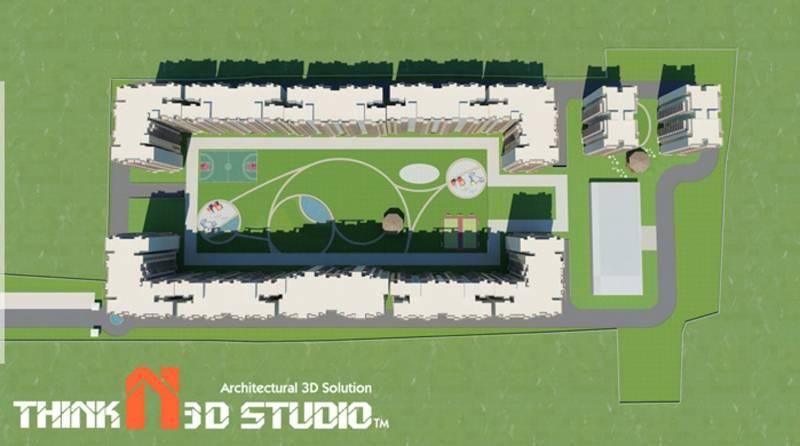 Images for Layout Plan of Growel Green Homz SPLS Aawasiya Yojna
