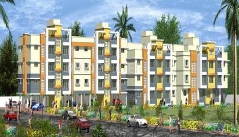 Images for Elevation of Vardhaman Group Residency