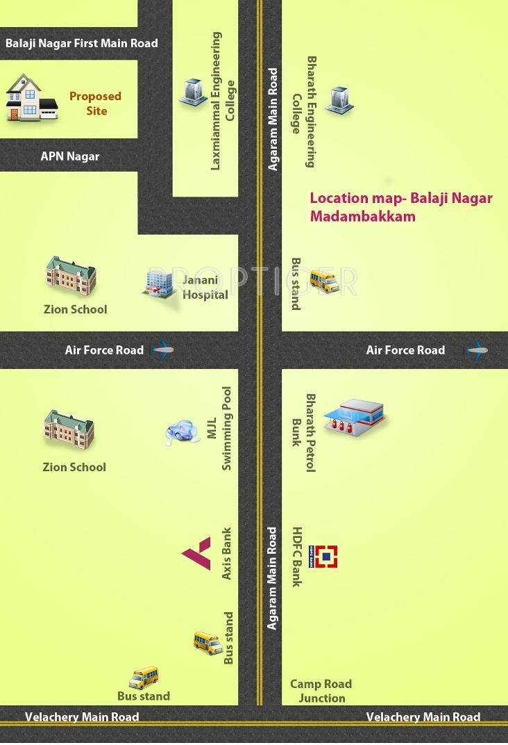 Alankar Balaji Nagar In East Tambaram Chennai Price