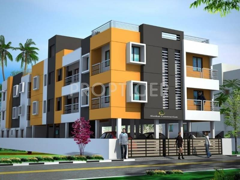 Images for Elevation of Alankar Jagajeevan