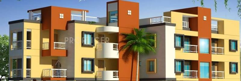 Images for Elevation of Alankar IOB Colony