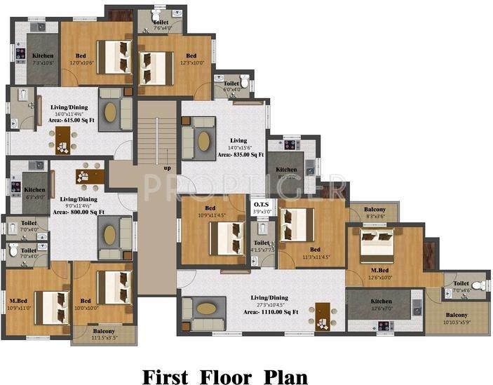 Images for Cluster Plan of S Promoters Gowardhanagiri