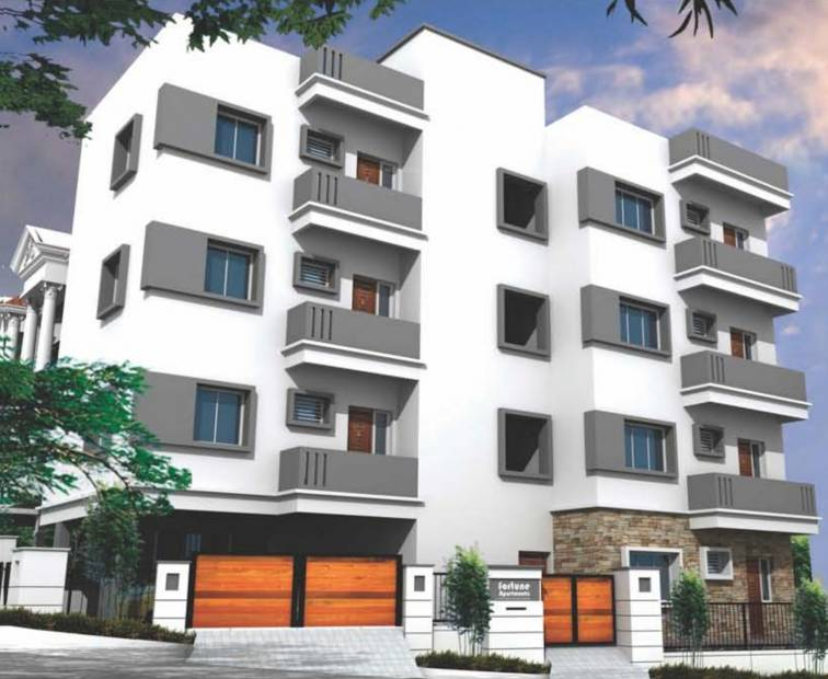Images for Elevation of DSL Infrastructure And Space Developers Fortune Apartments