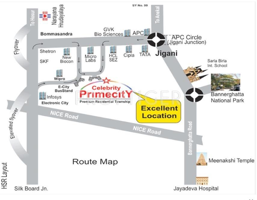 Prime Aqua in Electronic City Phase I, Bangalore | Find ...
