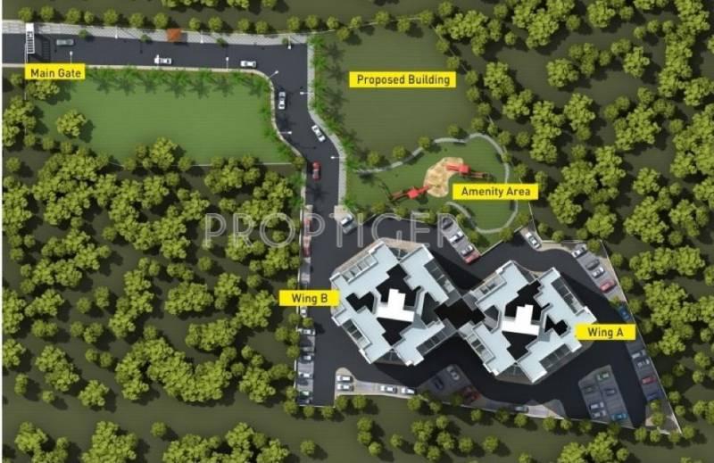 Images for Master Plan of Vilas Javdekar Palash Boulevard