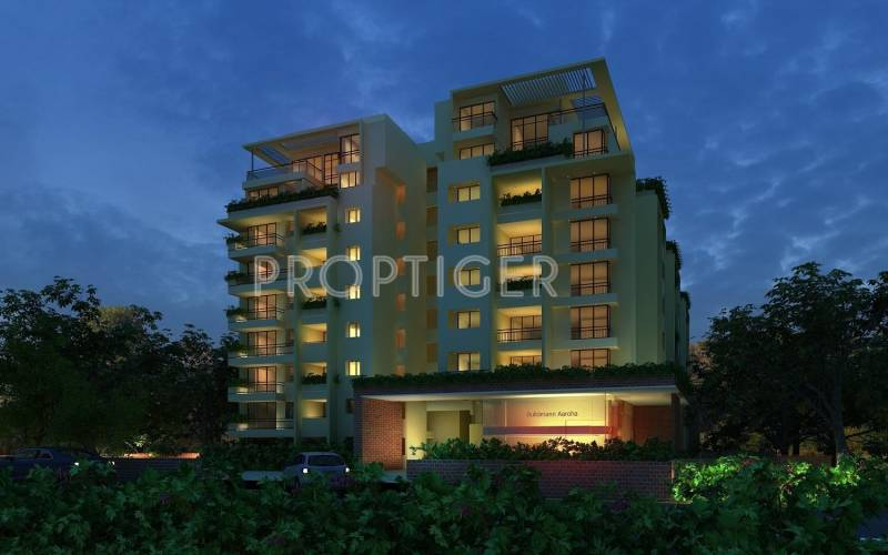Images for Elevation of Sukritha Aaroha Condominiums