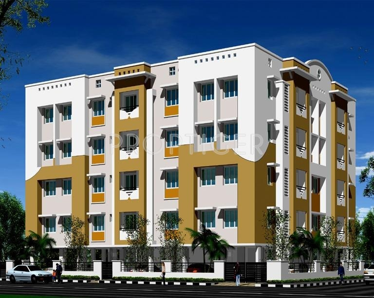 Images for Elevation of Marutham Paradise