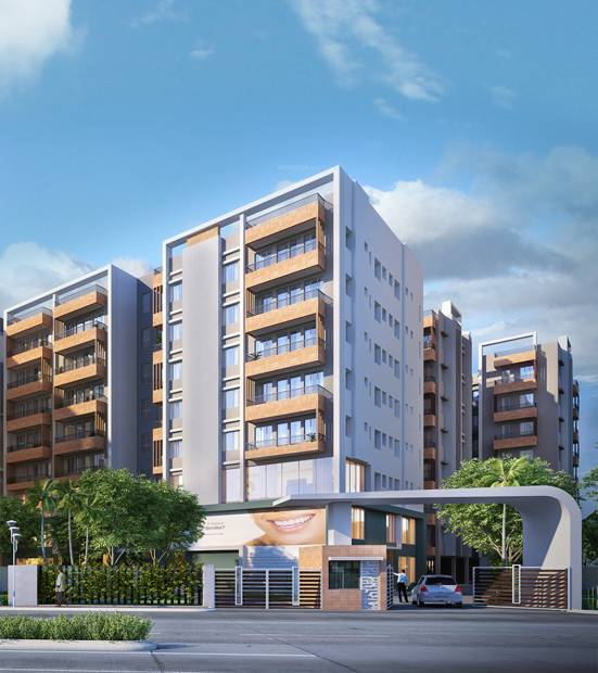 Images for Elevation of Daffodil Jeebon Residency
