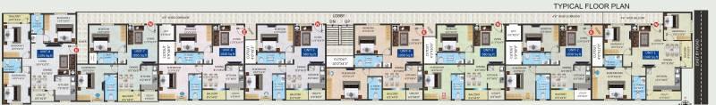 Images for Cluster Plan of Samaya Royal