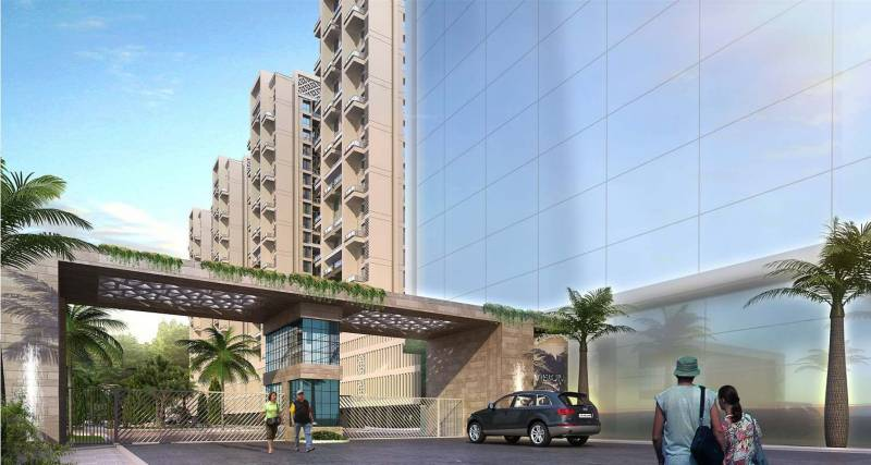 Images for Elevation of Jhamtani Ace Aastha Building A