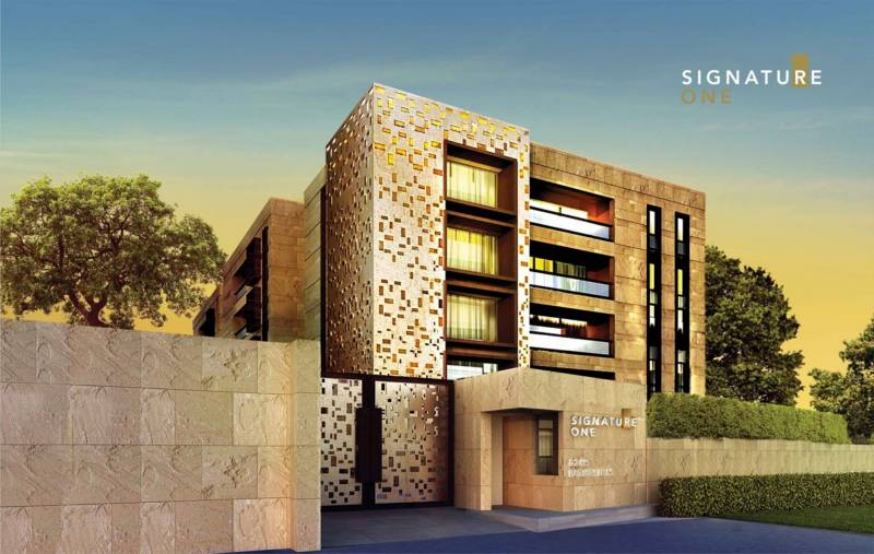 one Images for Elevation of Signature One