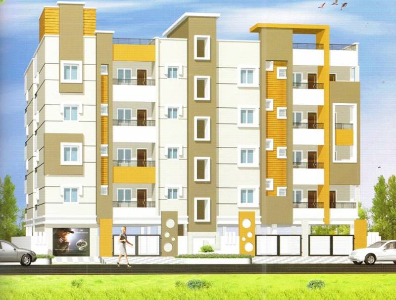 Images for Elevation of Sri Vaishnavi Builders Sai Green Heights