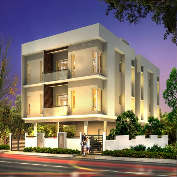 Images for Elevation of Griha Construction Venkatadri