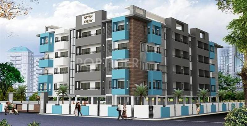 Images for Elevation of Aryan Build Estates Pvt Ltd Faery