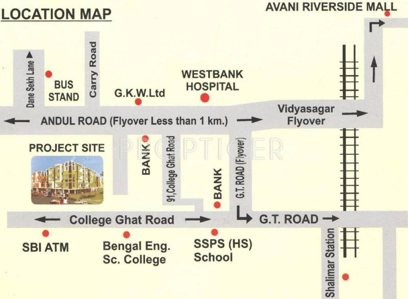 Images for Location Plan of VAC Residency