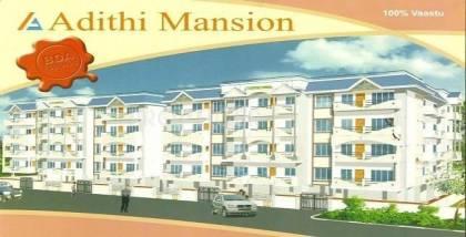 Images for Elevation of Adithi Adithi Mansion