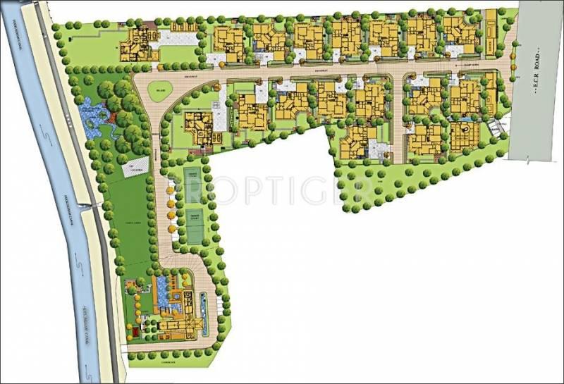 Images for Master Plan of Raj Buckingham Gardens