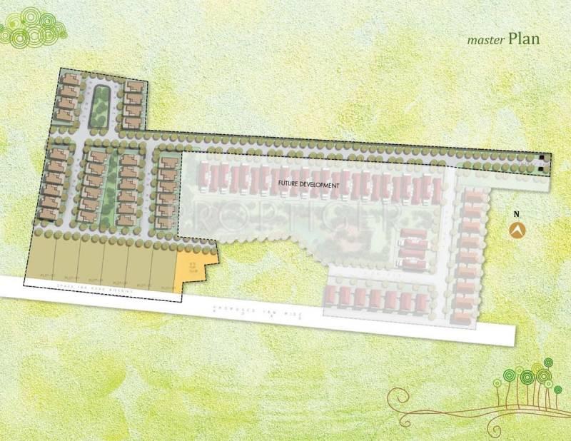 Images for Master Plan of Unitech Aranya
