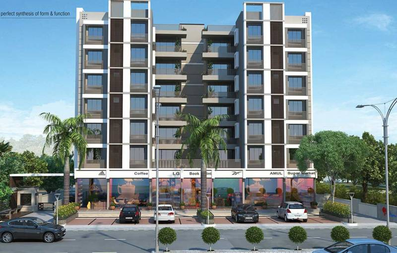 Images for Elevation of Shree Kunj Elegance