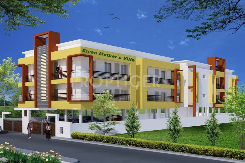 Images for Elevation of Naveen Promoters Green Mothers Villa