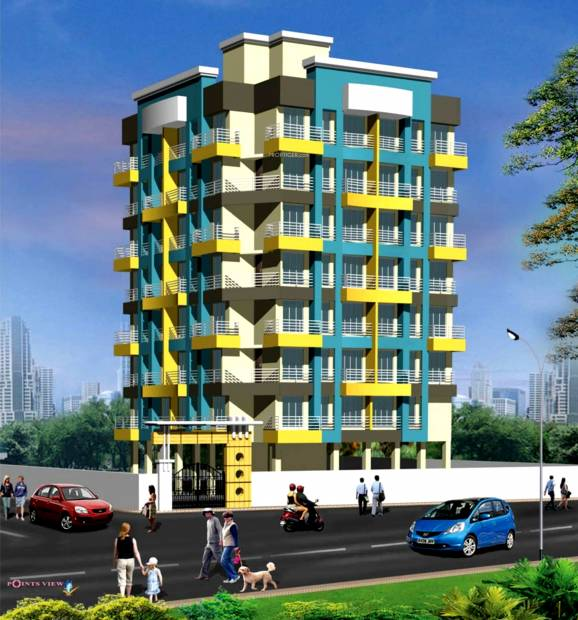 Images for Elevation of Dharti Mira Dharti Heights