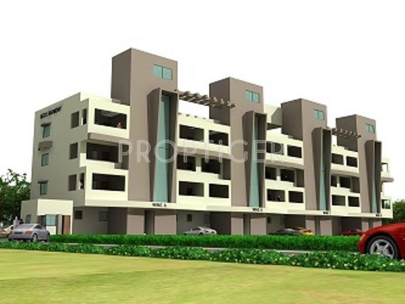 750 Sq Ft 1 Bhk 1t Apartment For Sale In Vasupujya
