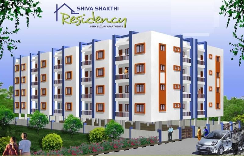 Images for Elevation of Shiva Shakthi Residency