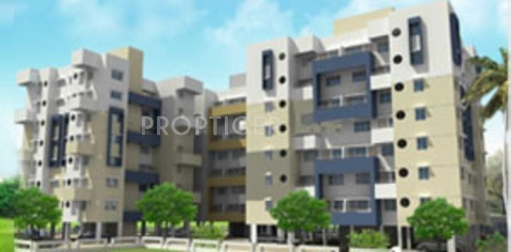 Images for Elevation of The Construction Sai Datta Niwas