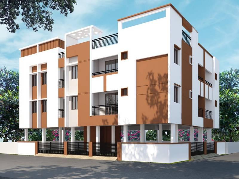 Images for Elevation of Ganthimathi Gautham Apartments
