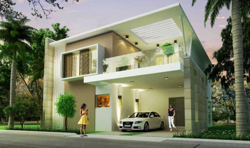 Images for Elevation of M1 Terra Alegeria Villa