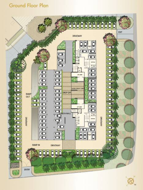 Images for Cluster Plan of Mani Casa